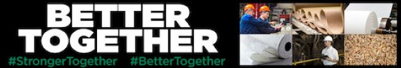 #Stronger Together #Better Together